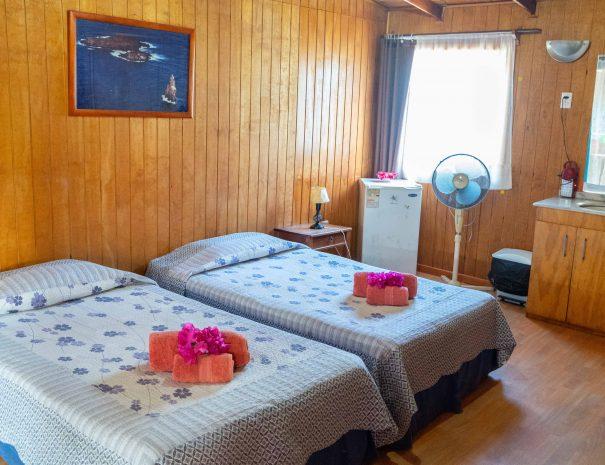 Habitación para 2 Isla de Pascua