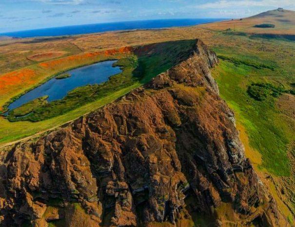 Volcán Rapa Nui
